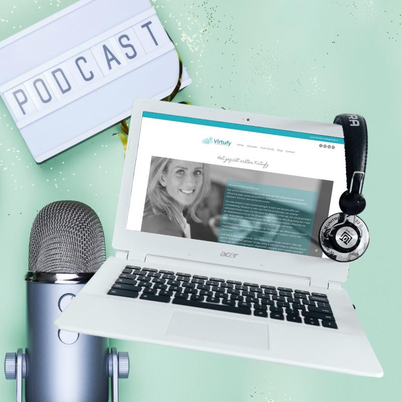 Blog interview podcast | Virtufy